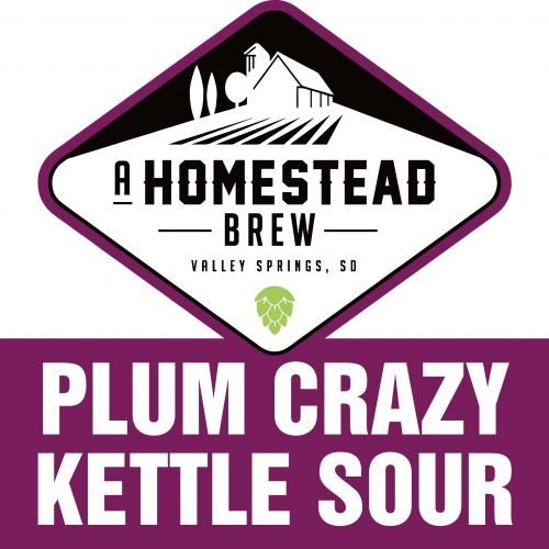 Plum Crazy Kettle Sour